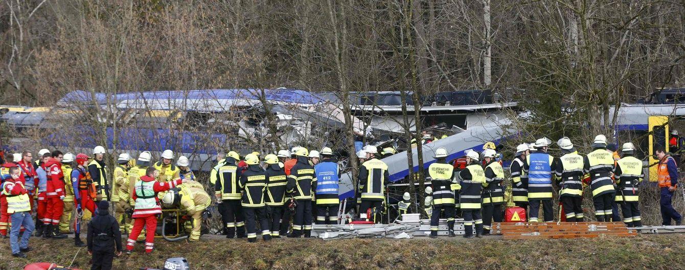 Німецькі ЗМІ назвали причину залізничної катастрофи в Баварії