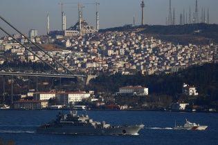 Украина потребует закрыть Босфор для российских кораблей – командующий ВМС