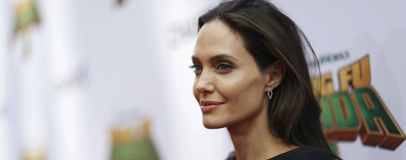Анджелина Джоли сделала откровенное признание