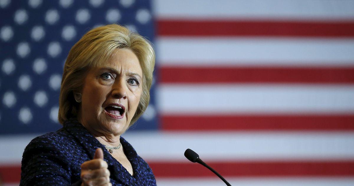 Клинтон считает, что Трамп обанкротит США