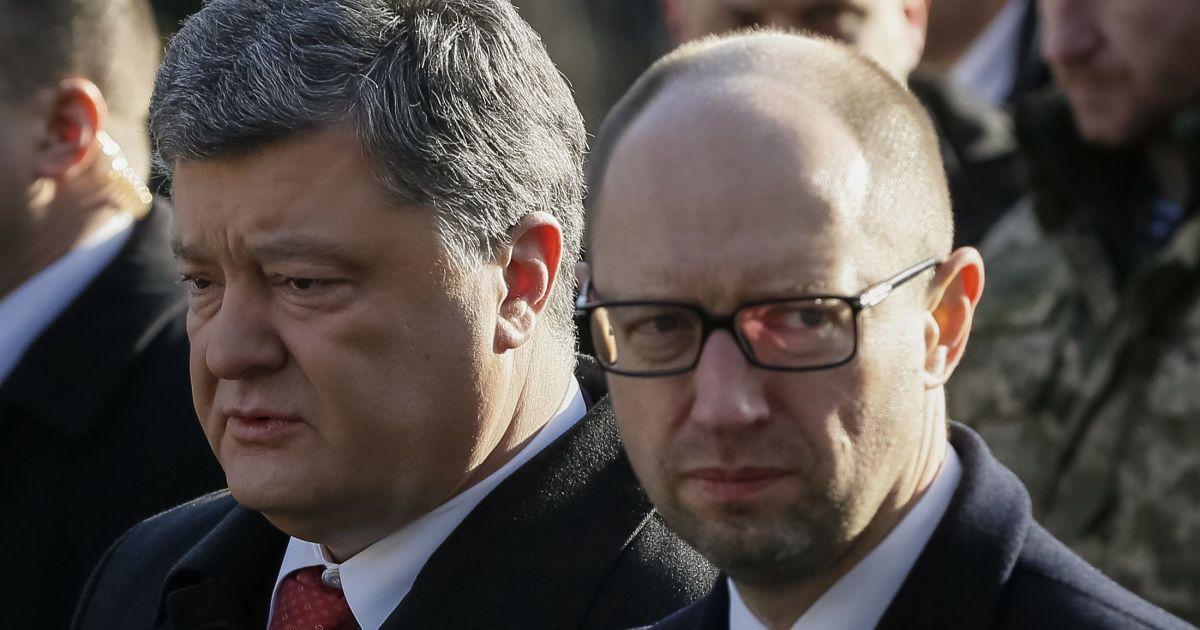Война Яценюка и Порошенко грозит перевыборами – Томенко