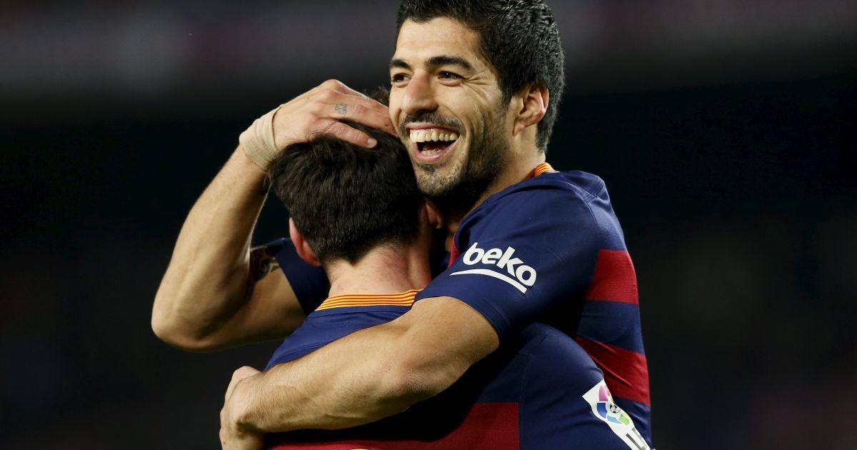 """""""Барселона"""" не помітила спротив """"Валенсії"""". @ Reuters"""