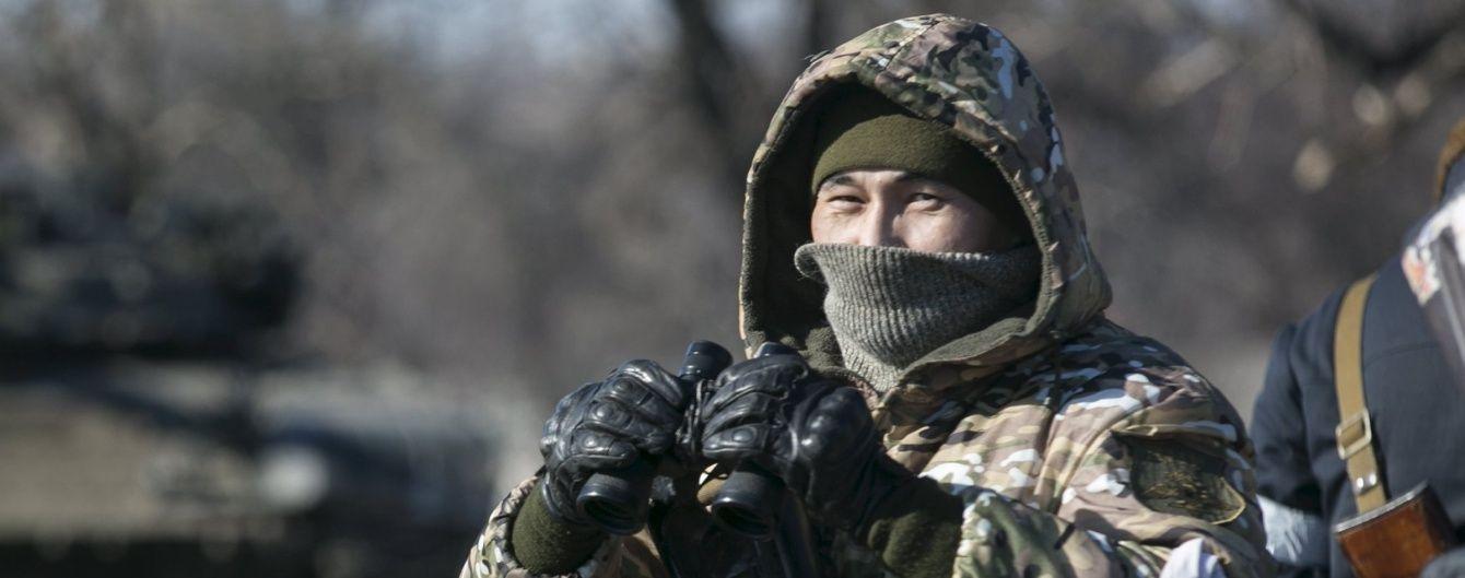 Бойовики тероризували українських військових на Донецькому та Маріупольському напрямках