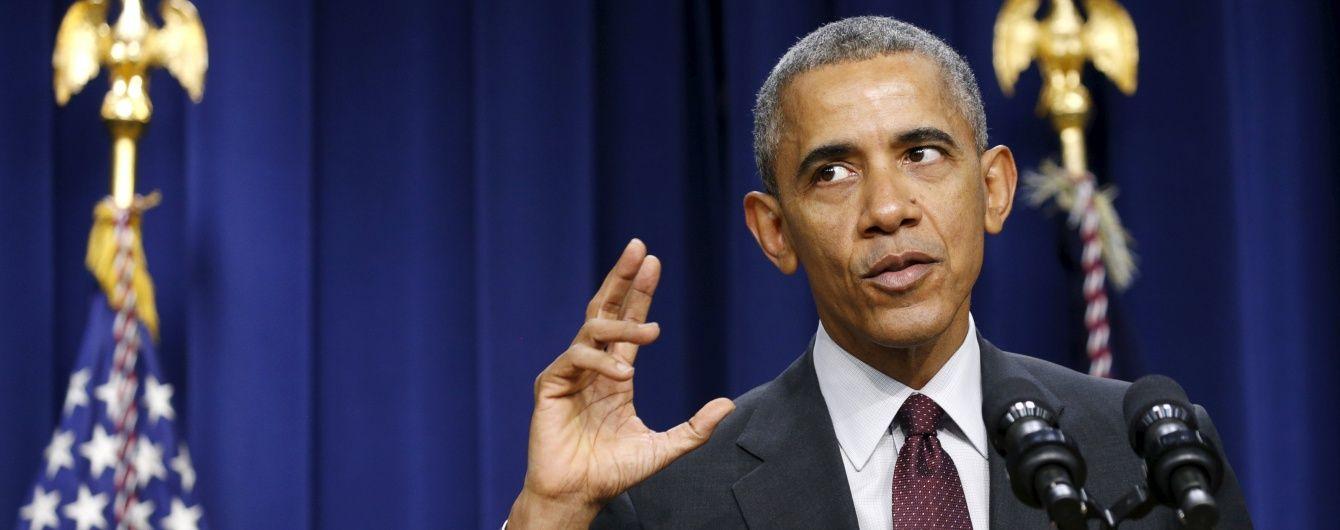 Обама вперше за час свого президентства відвідає мечеть
