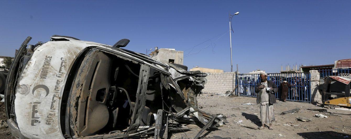 Масштабна атака смертника у Ємені. Щонайменше півсотні осіб загинули