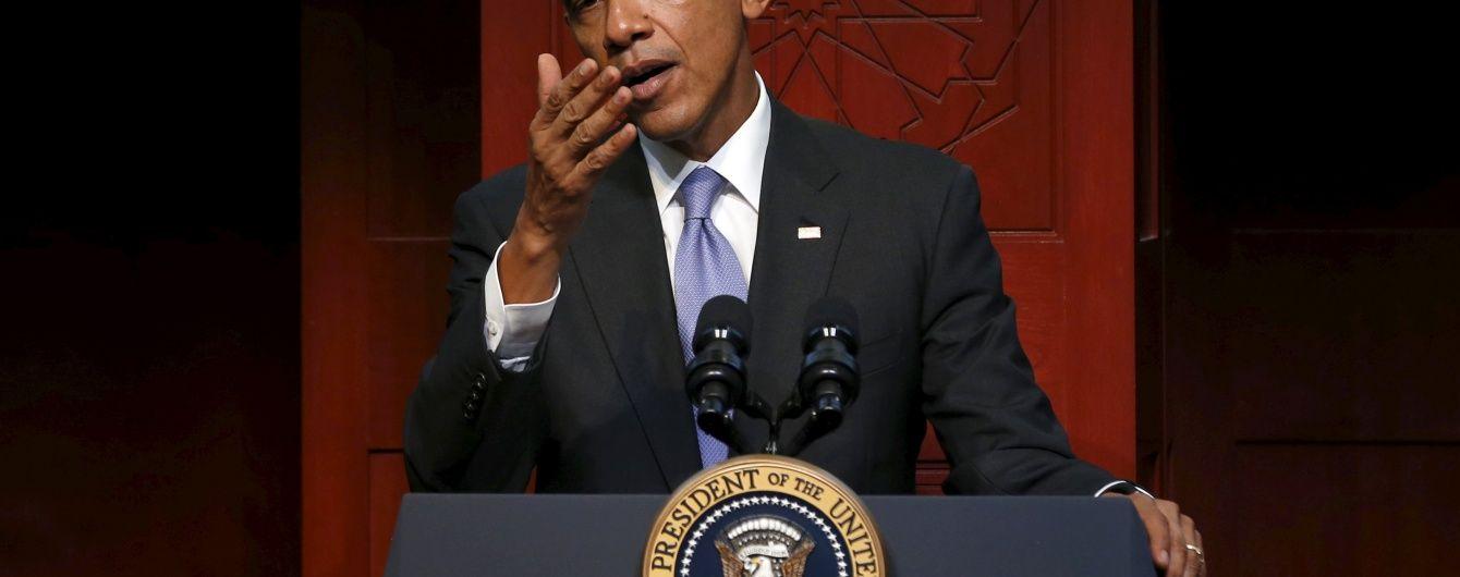 Обама закликав не таврувати всіх мусульман після терактів у Брюсселі