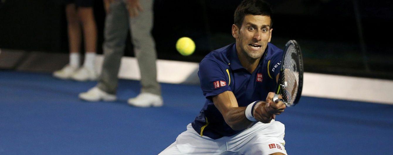 Неперевершений Джокович виграв Australian Open-2016