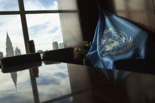 В США неизвестный прокрался в штаб-квартиру ООН