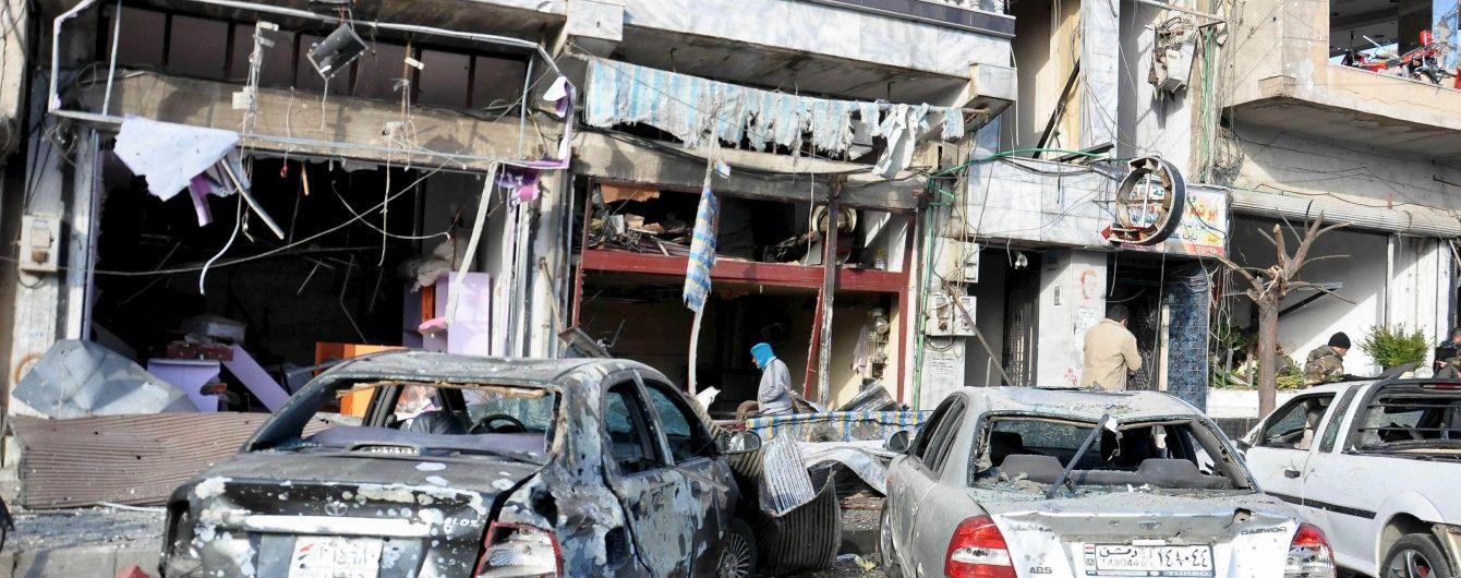 Сирійська опозиція офіційно готова до тимчасового перемир'я з військами Асада