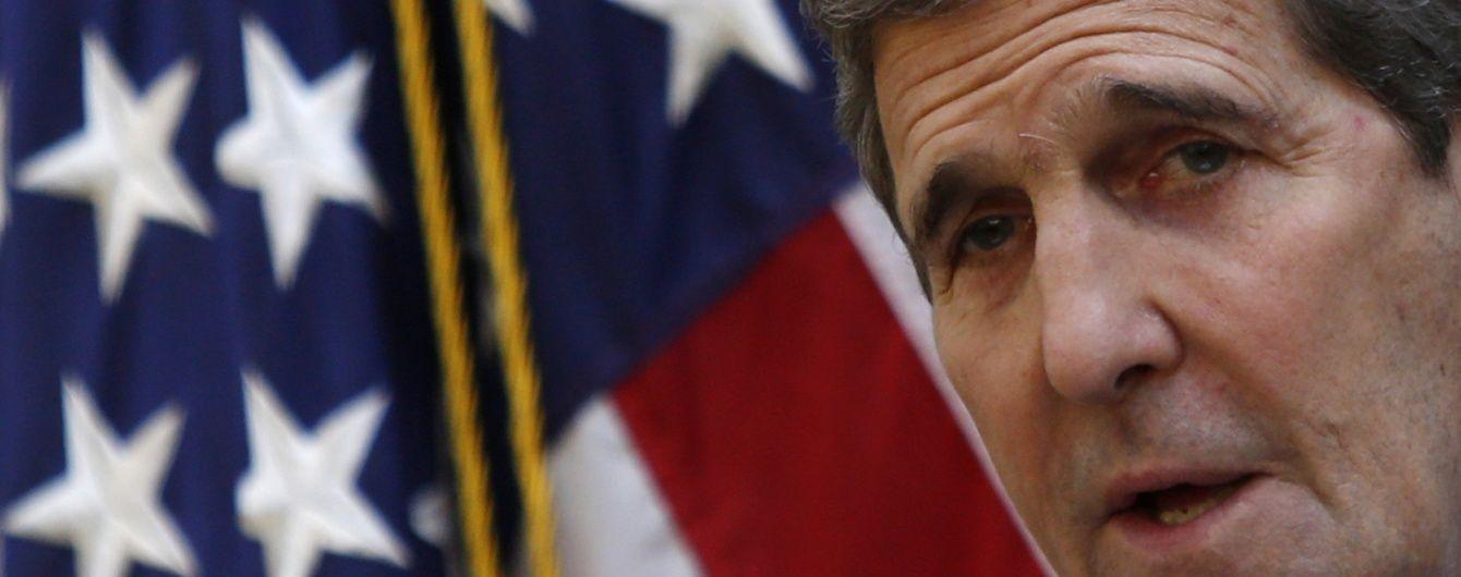 Керрі закликав НАТО до єдності