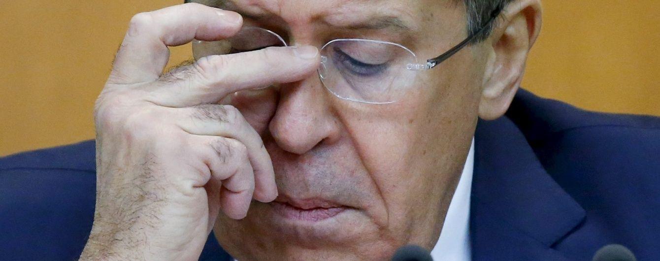 """""""Лаоська народна республіка"""". Лавров насмішив кумедною обмовкою про Плотницького"""