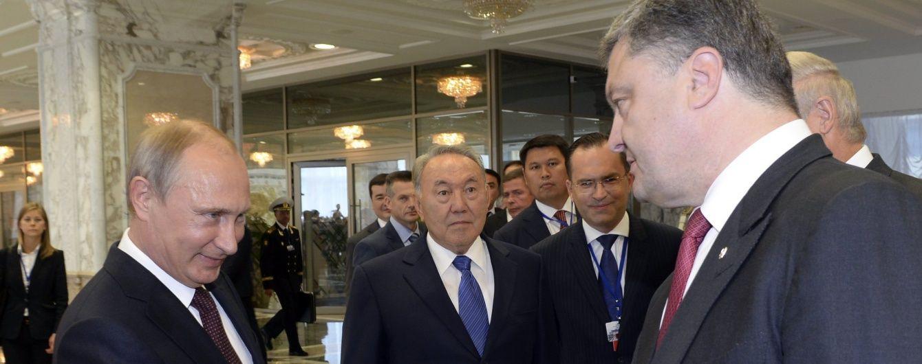 """Кремль опублікував свою версію результатів переговорів """"нормандської четвірки"""""""