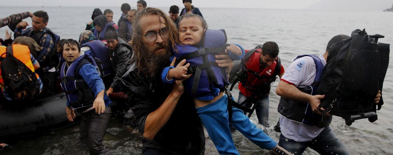 Австрія хоче вислати з країни 50 тисяч біженців
