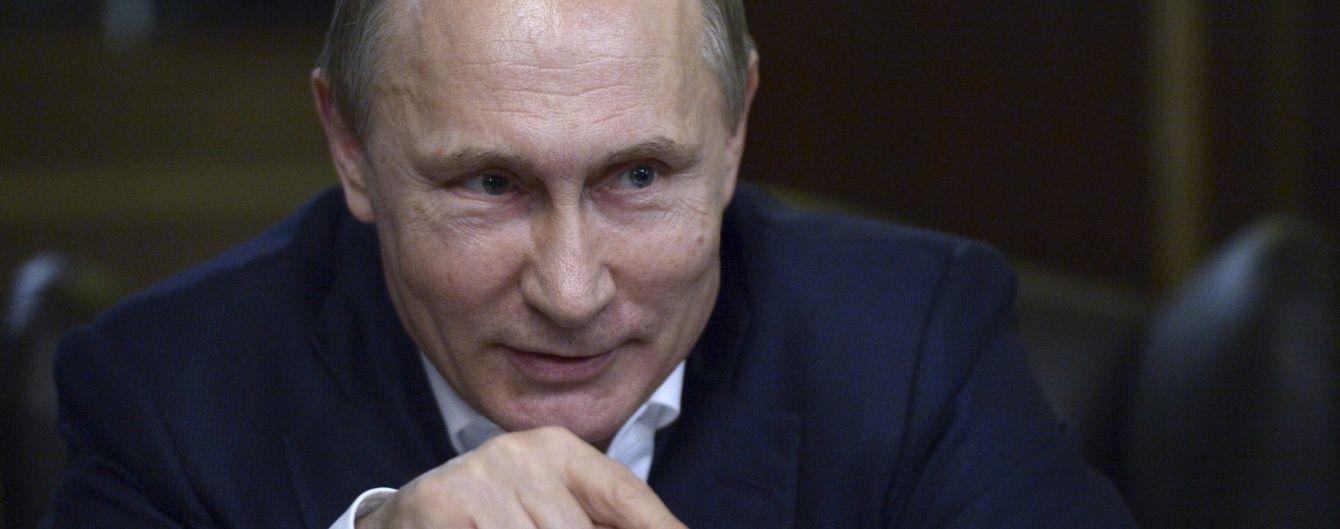 Путін у День дурня затвердив план боротьби з корупцією в РФ