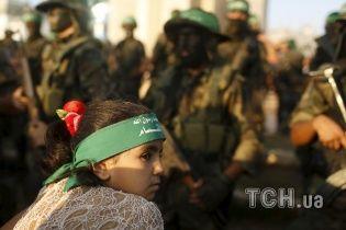 """США звинуватили """"Хамас"""" у смертельних сутичках у Секторі Гази"""