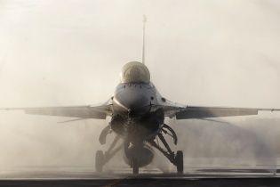 ВВС Бельгии перехватили российские бомбардировщики над Северным морем