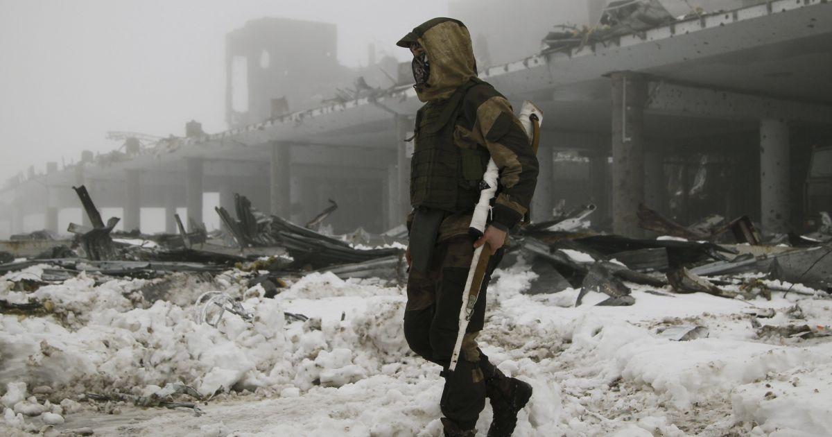 Боевики 37 раз использовали оружие против украинских бойцов. Дайджест АТО