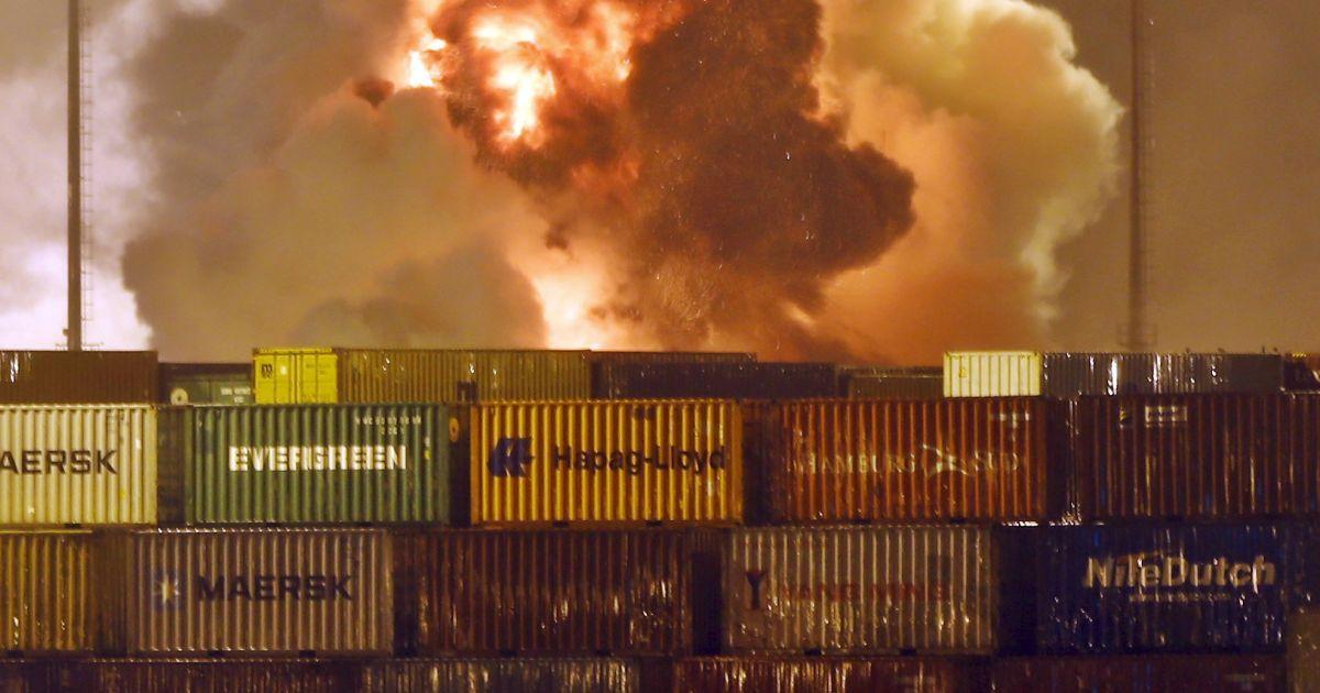 У Бразилії стався потужний вибух на хімскладі @ Reuters