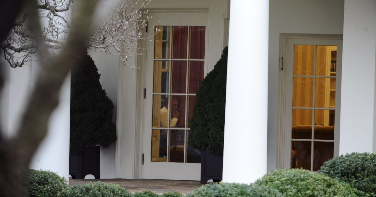 Президент США Барак Обама готує своє останнє звернення до нації. @ Reuters