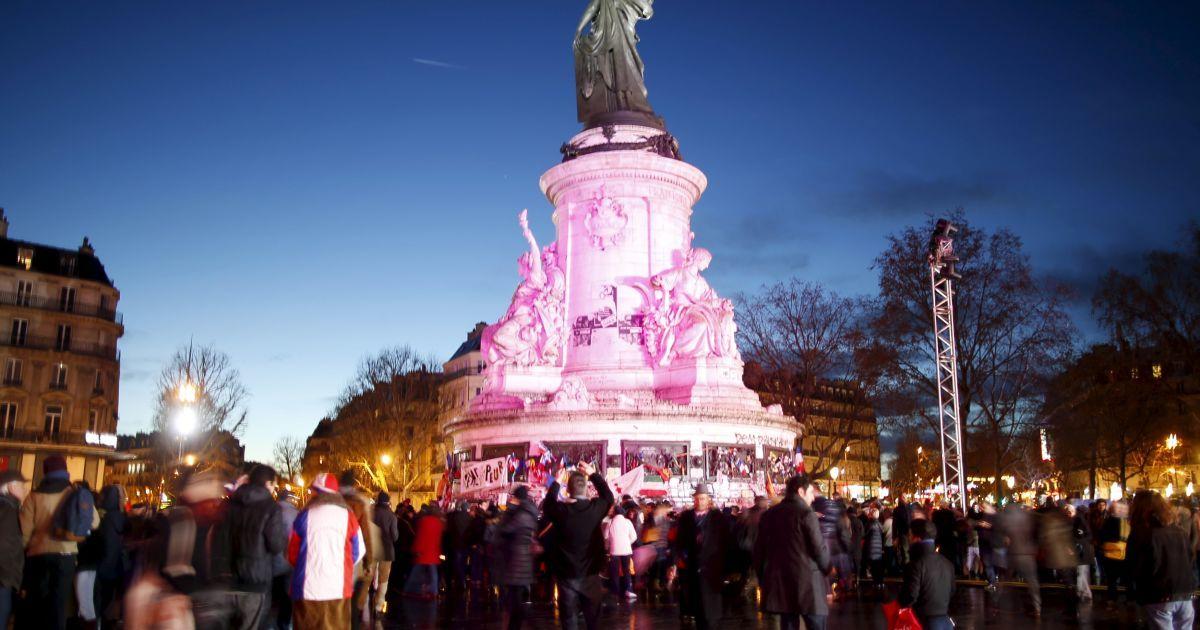 У Франції вшанували жертв терактів