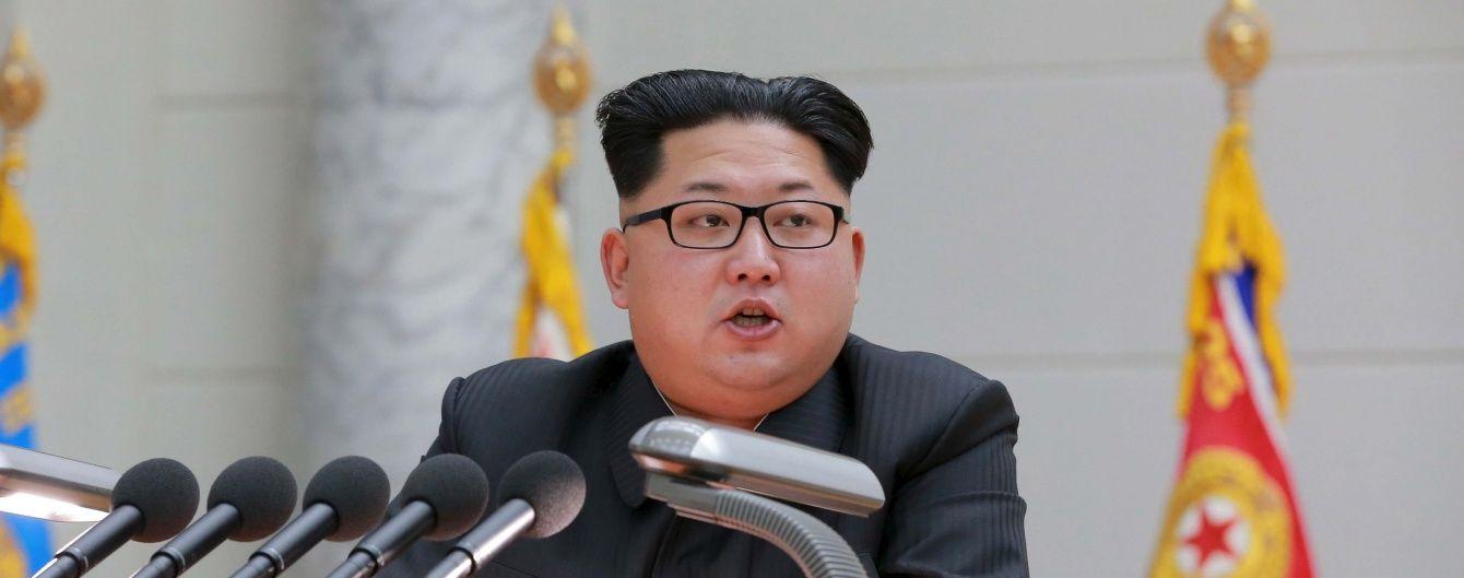 Лідер КНДР нагородив розробників водневої бомби