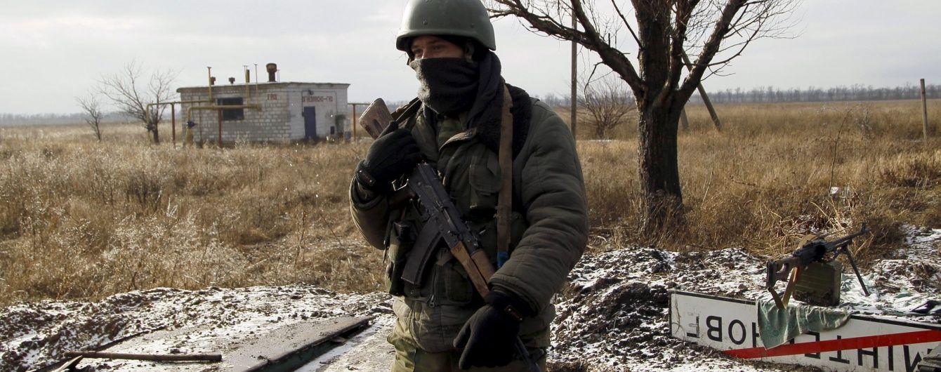 Обстріли біля шахти Бутівка і збройна провокація на Луганщині. Дайджест АТО