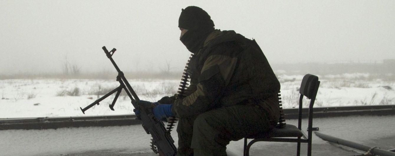 Бойовики лише п'ять разів застосували заборонену зброю про українських військових. Дайджест АТО