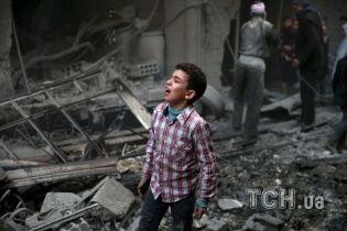 Генсек ООН назвал голод в Сирии военным преступлением