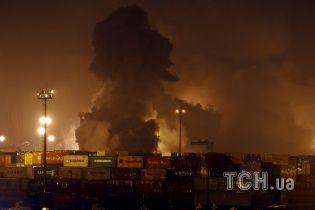 В Бразилии на химскладе прогремел мощный взрыв: небо затянуло огромное токсичное облако