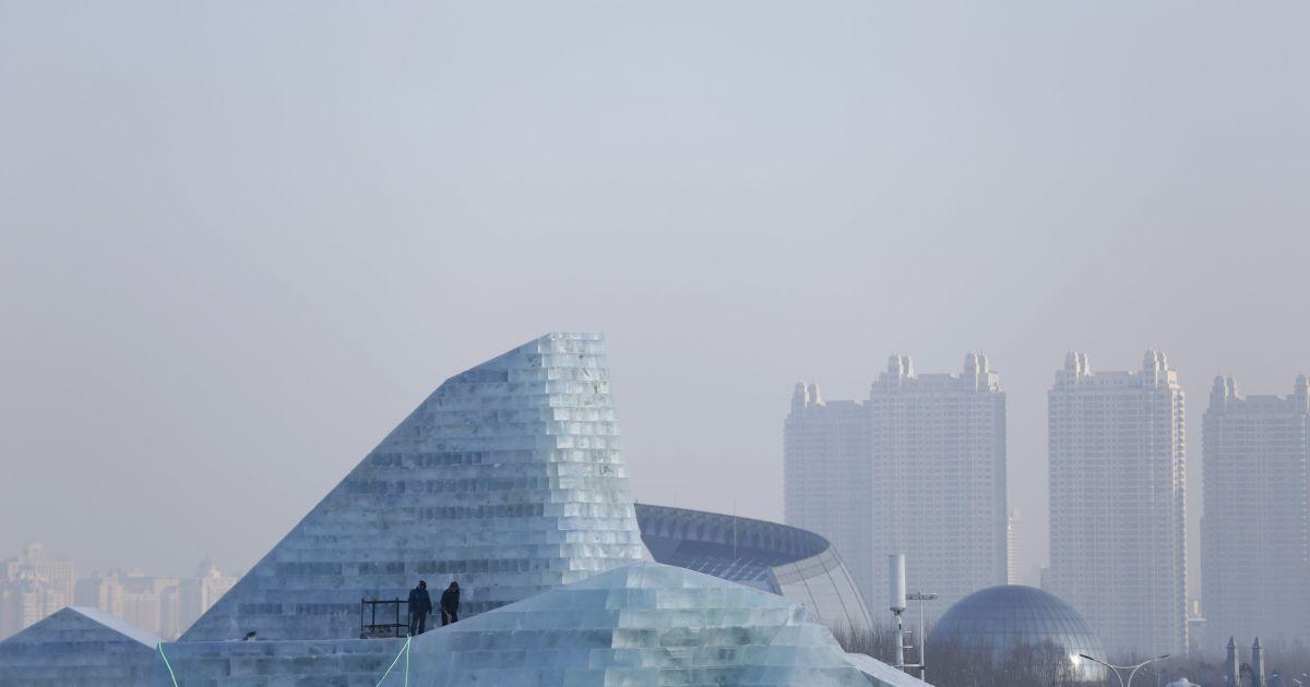 У Харбіні незабаром відкриється фестиваль снігу та льоду @ Reuters