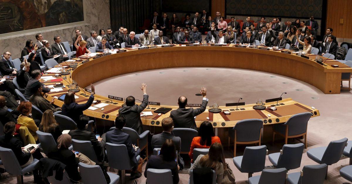 В Совбезе ООН началось закрытое заседание
