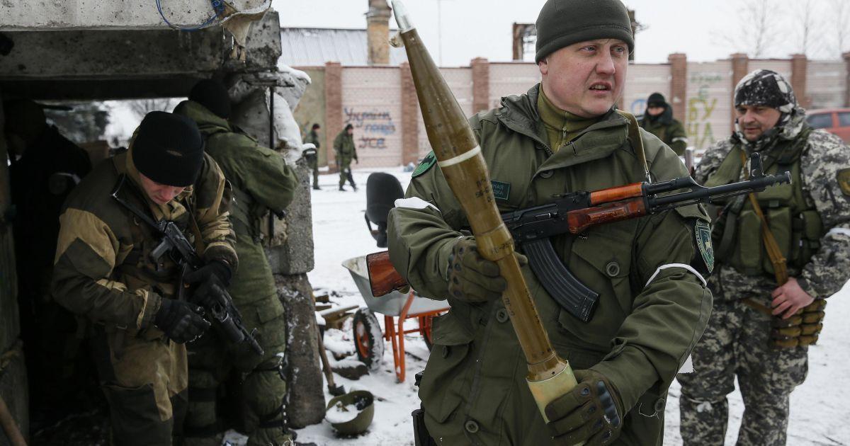 Мощный обстрел Зайцево со стороны боевиков привел к жертвам среди мирных жителей