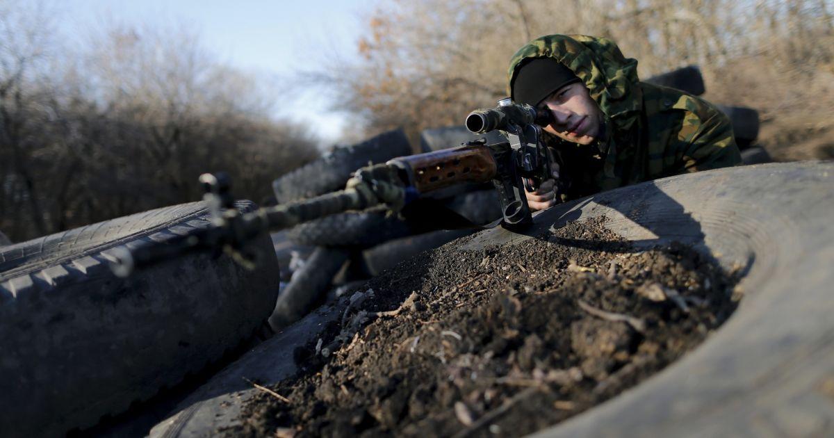 Боевики 14 раз нарушили режим полной тишины. Дайджест АТО
