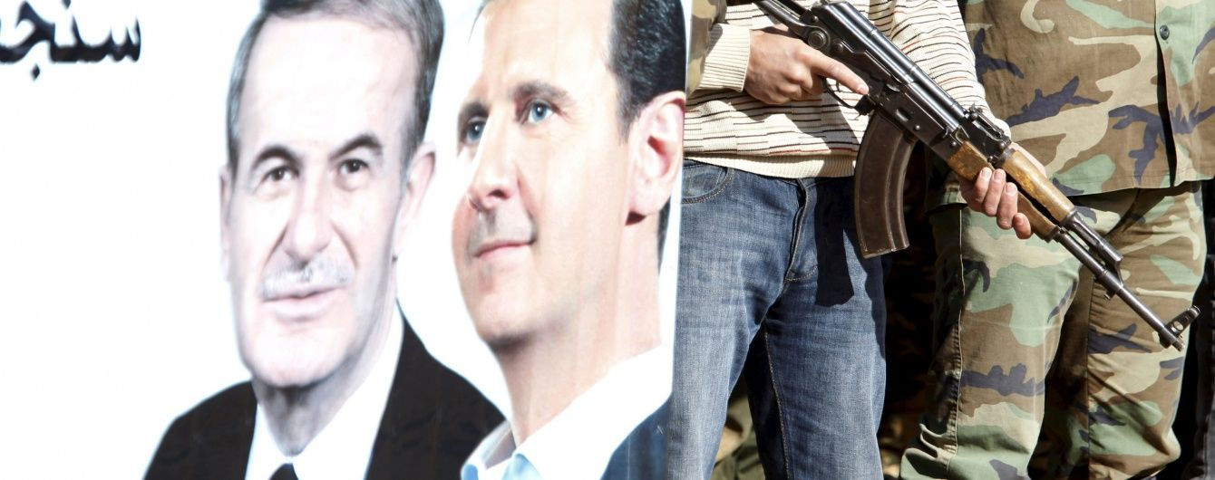 США расширили санкции за помощь Асаду