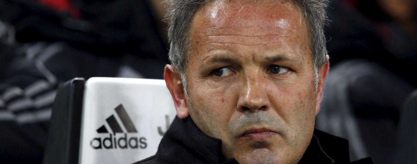 """Екс-тренер """"Мілана"""" домовився про роботу в """"Лаціо"""""""