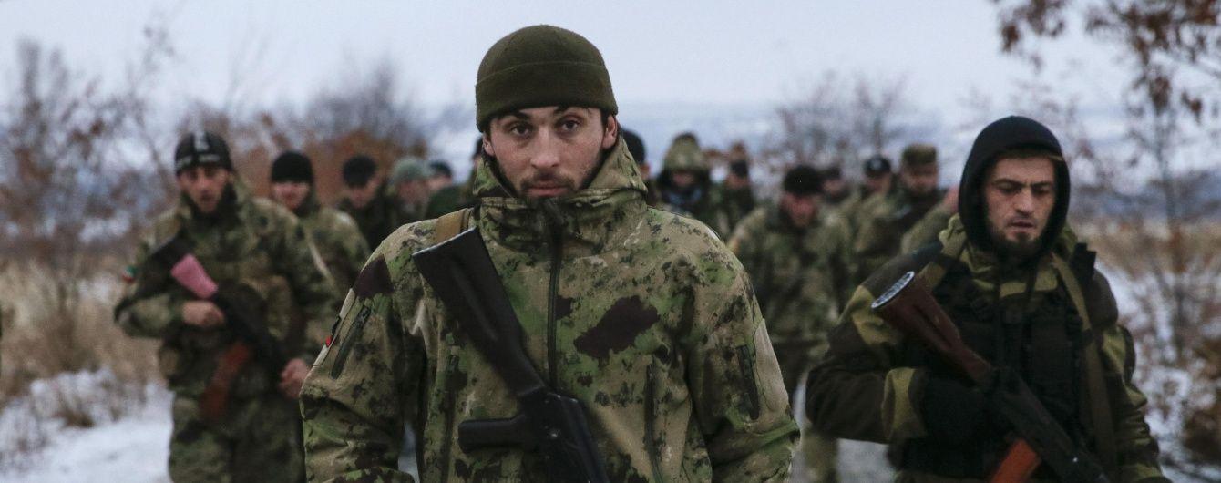 """Против ВСУ на Донбассе воевали целые отряды """"спецназа Кадырова"""". Доклад Яшина"""