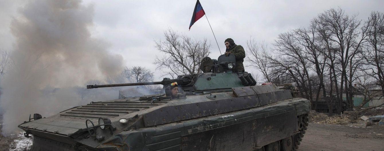 Бойовики вигадали нову тактику атак на сили АТО, майстерно приховуючи її від ОБСЄ