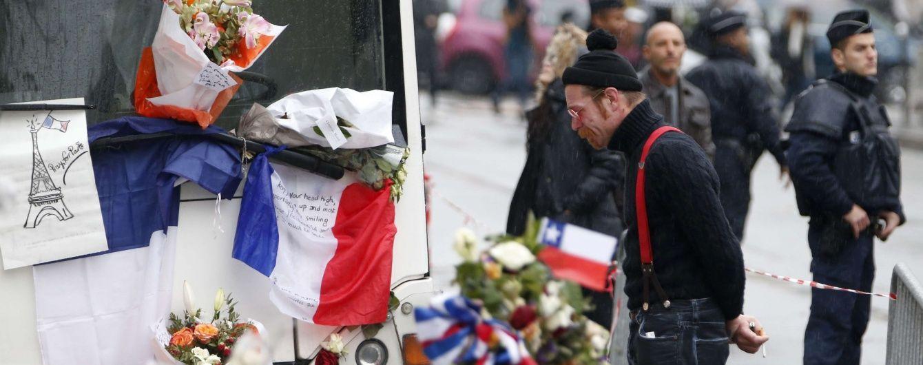 У Парижі відновив роботу ресторан, де розстріляли людей під час кривавих терактів листопада