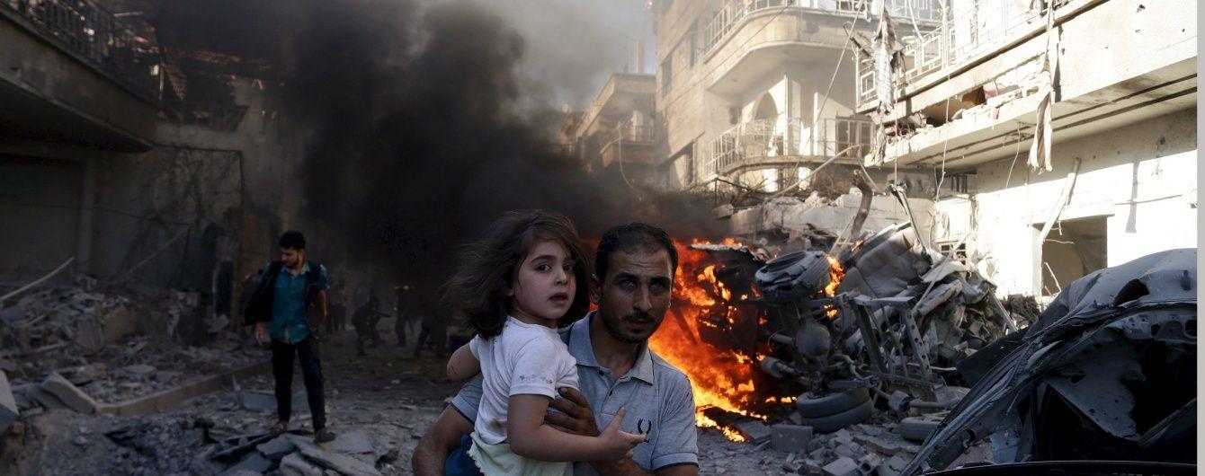 Сирийская война в 2015 году. Вторжение России и миграционный кризис