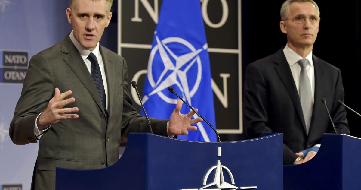"""""""НАТО - раковая опухоль"""": как Россия отреагировала на членство Черногории в НАТО"""