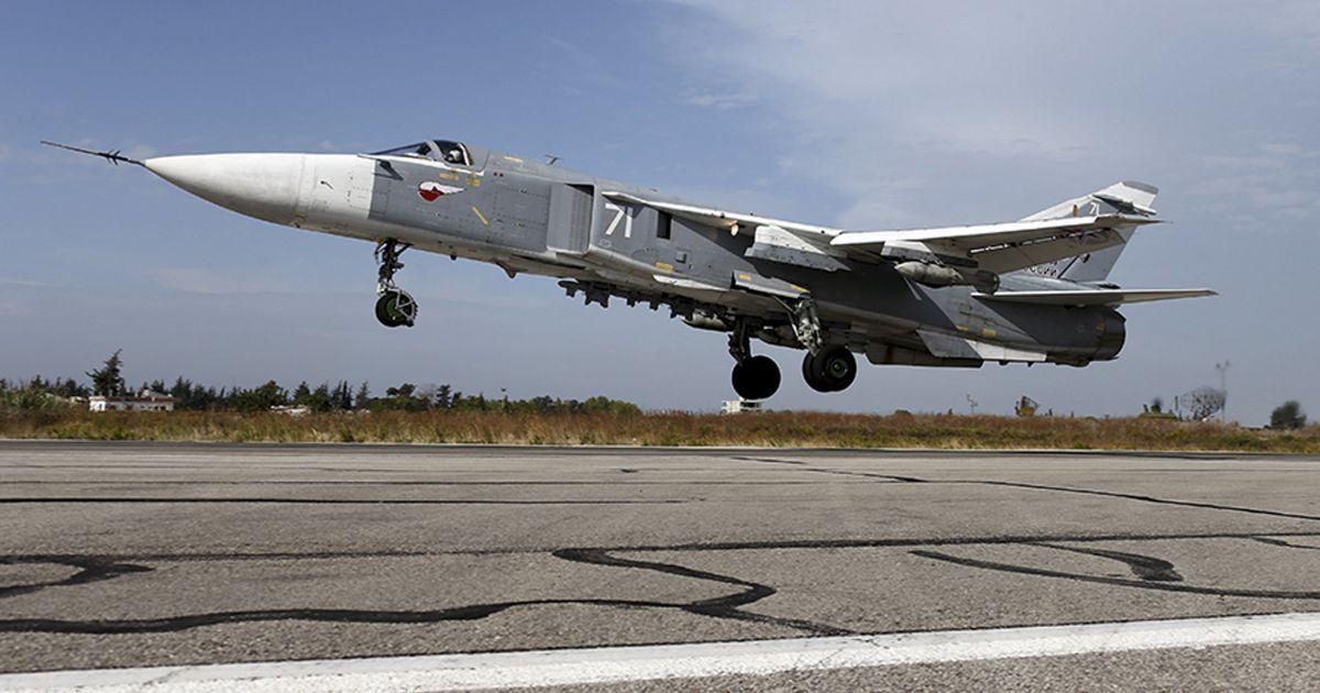 Турецька влада пояснила, чому збила російський Су-24
