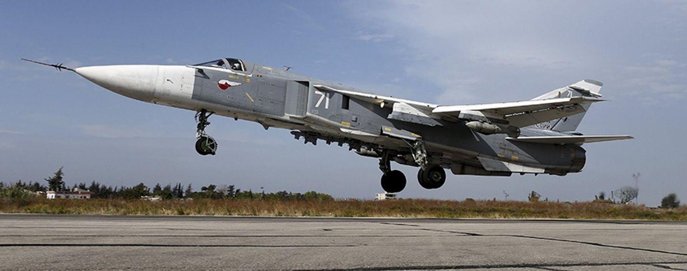 Міноборони РФ не зрозуміло реакцію США на політ Су-24 над американським есмінцем