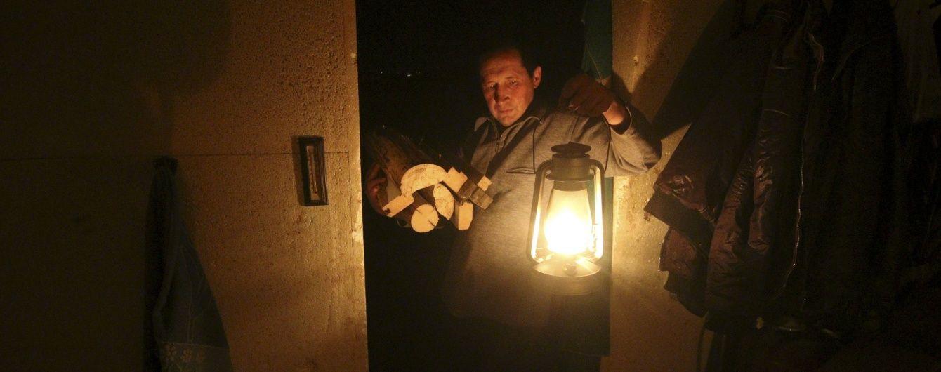Окупаційна влада Криму заявляє, що українська електроенергія їм не потрібна