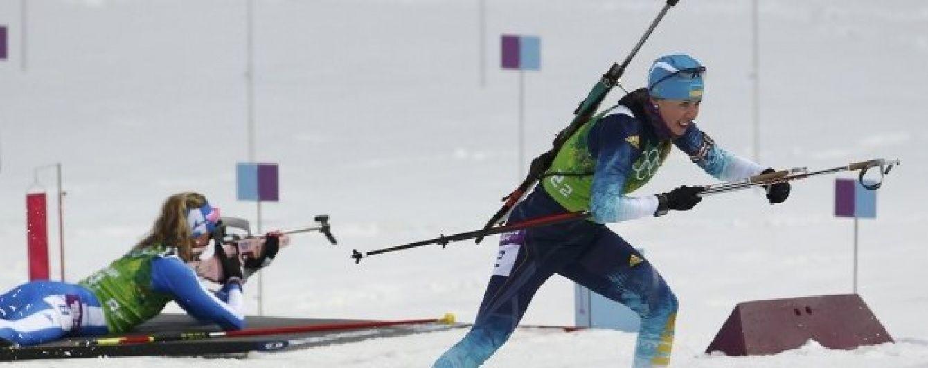 Джима і Семенов відкриють біатлонний сезон збірної України на Кубку світу