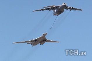 Самолеты НАТО перехватили стратегические бомбардировщики РФ над Балтийским морем