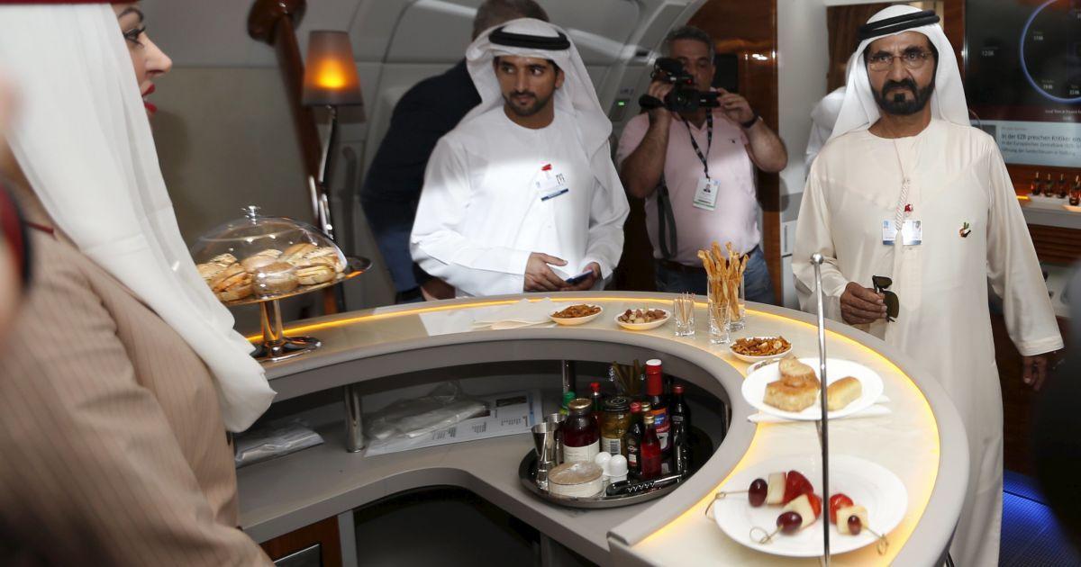 "Під час ""Дубай аерошоу"" @ Reuters"