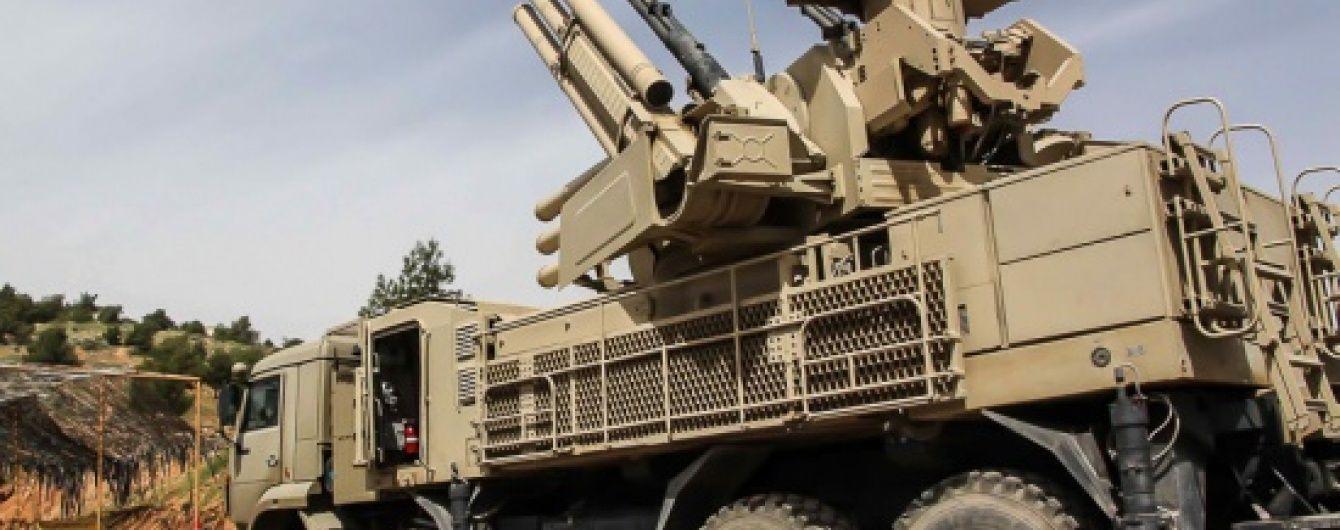 Росія перекинула до окупованого Криму нові зенітно-ракетні комплекси