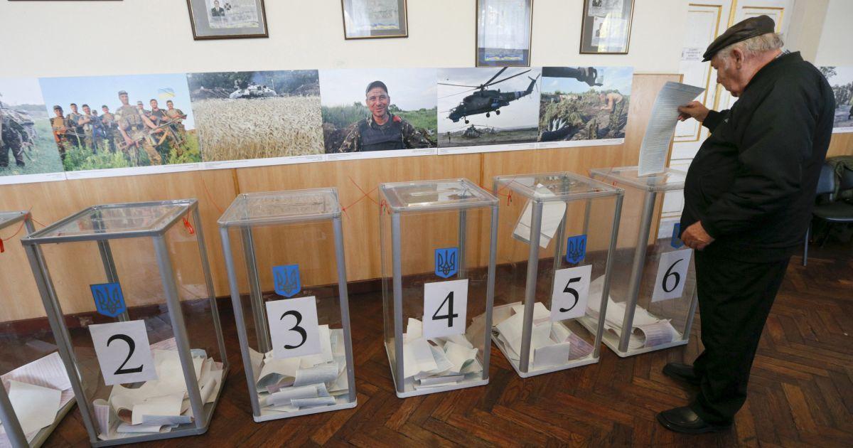 В МВД отчитались, сколько участков не открылись на местные выборы