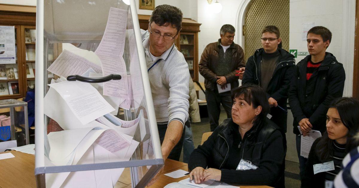 ЦИК объявила, кто проходит во второй тур выборов в Днепродзержинске