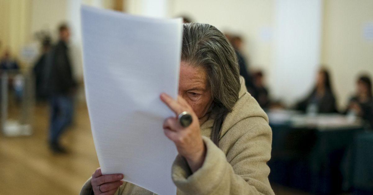 В Киеве наиболее активными оказались избиратели Печерского района